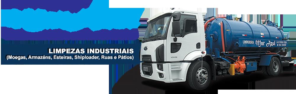 Limpadora Mar Azul Logo